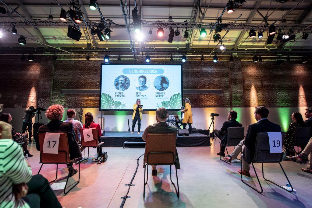 hybride awards de hallen studio's